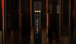 naturalna pielęgnacja włosów z Nanoil